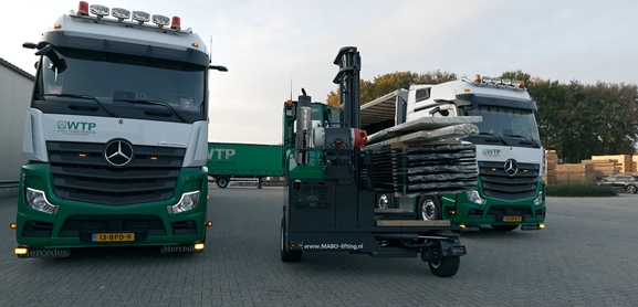 World Timber Products Transport